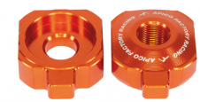 REAR AXLE BLOCK KTM/HUSKY SX50 2020, TC50 2020 ORANGE